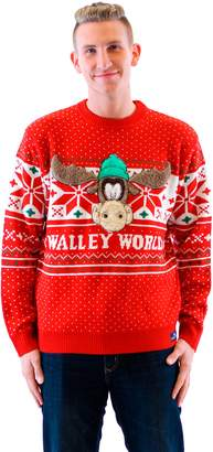 National Lampoon's Christmas Vacation Christmas Vacation Marty Moose Walley World Ugly Christmas Sweater (Adult)