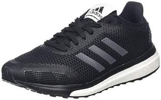 wholesale dealer 95183 4160f adidas Womens Response+ W Running Shoes, Black (NegbasGricinFtwbla)