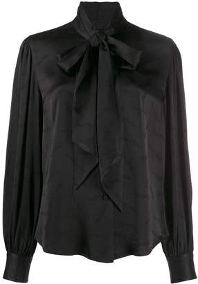 Marc Jacobs pussy bow blouse
