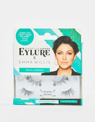 Eylure x Emma Willis Trix-A-Lashious False Eyelashes