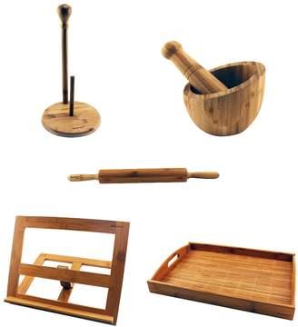 Berghoff Wooden Kitchen Prep Set (6 PC)