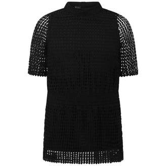 Little Remix Little RemixGirls Black Amelie Dress