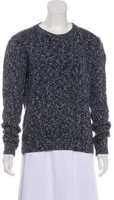 Moncler Long Sleeve Wool Sweater