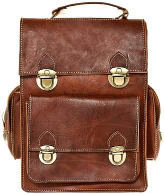 Vintage Addiction Heritage Leather Convertible Bag