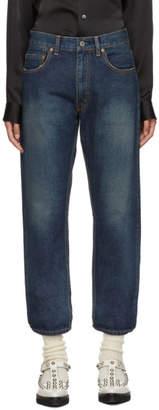 Junya Watanabe Indigo Treated Selvedge Jeans