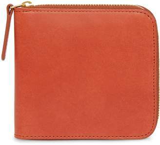 Mansur Gavriel Vegetable Tanned Men's Zip Around Wallet