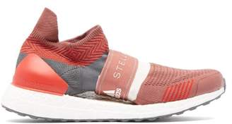 adidas by Stella McCartney Ultraboost X 3d Mesh Low Top Trainers - Womens - Red