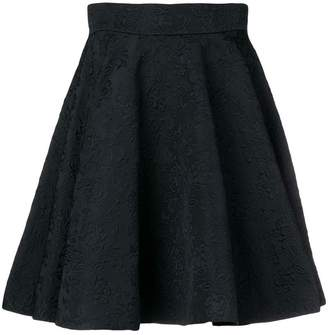 Dolce & Gabbana jacquard pleated skirt