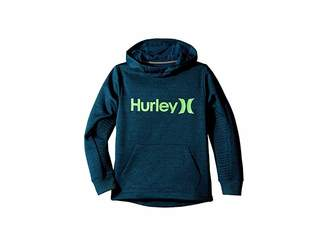 Hurley One Only Thermafit Pullover (Little Kids)