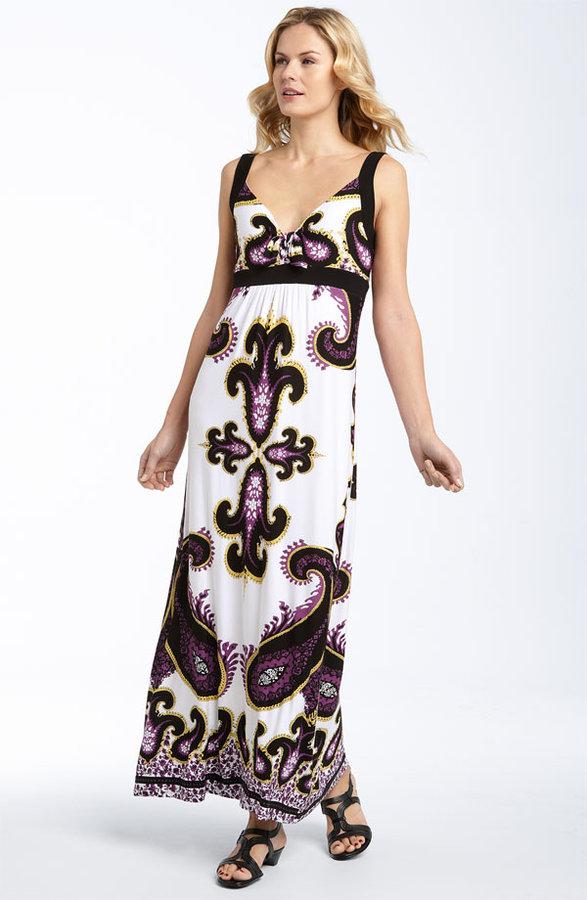 Karen Kane Knot Maxi Dress