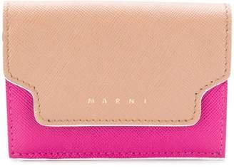 Marni foldover wallet