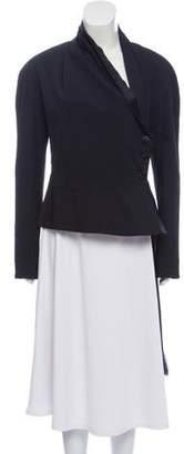 Christian Dior Lightweight Cowl Neck Jacket