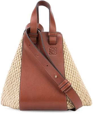 Small Hammock Raffia Bag
