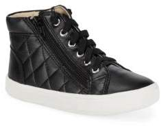 Old Soles Baby's, Toddler's, Girl's Eazy-Q High-Top Leather Sneakers