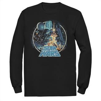 406ca56b Men's Star Wars Vintage Victory Graphic Tee