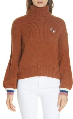 Ted Baker Colour by Numbers Moliea Stripe Sweater