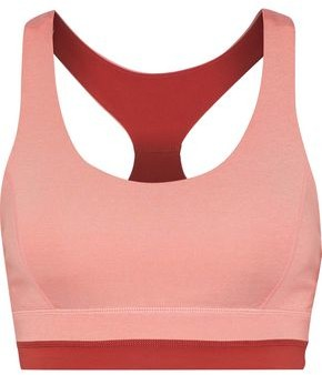 Iris & Ink Cutout Stretch Sports Bra