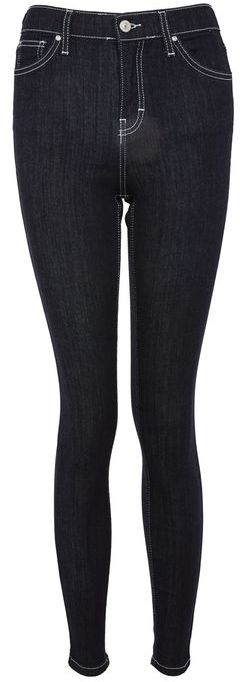 TopshopTopshop Moto indigo tailored jamie jeans