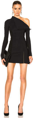 Dion Lee Corded Elastic Laced Dress