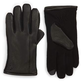 Polo Ralph Lauren Deerskin Hybrid Touch Gloves
