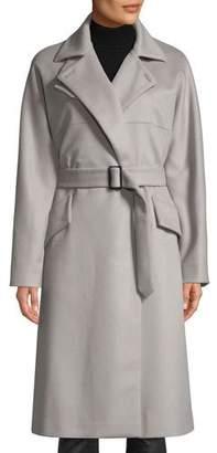 Belstaff Brownlow Belted Trench Coat