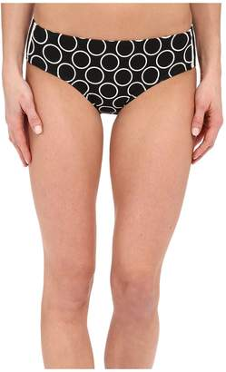 DKNY Close Up Side Panel Hipster Bottom Women's Swimwear