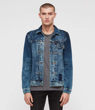 AllSaints Decker Denim Jacket