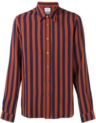 Paul Smith vertical striped shirt