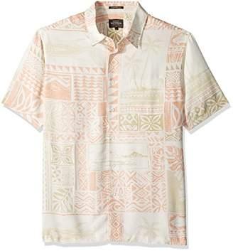 Quiksilver Waterman Men's Tropic Mix Shirt