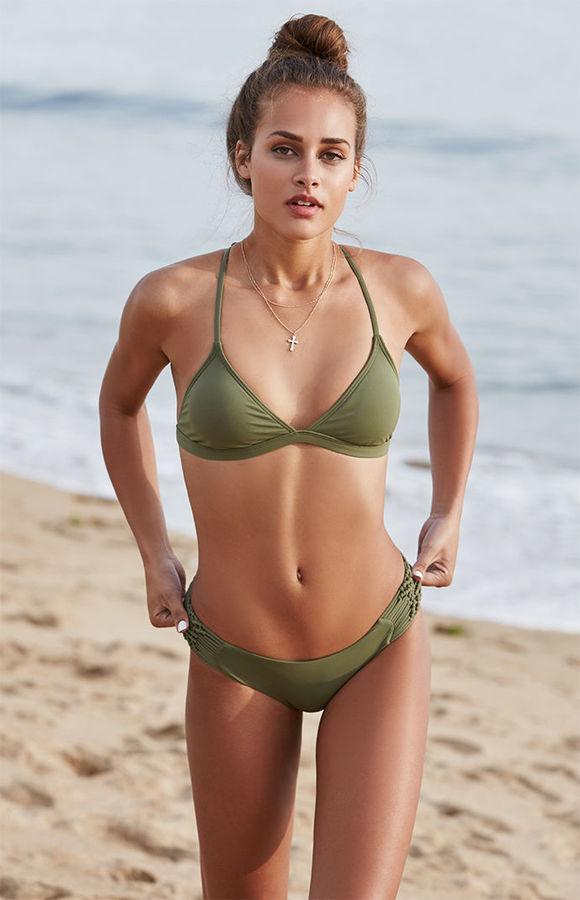 BillabongBillabong It's All About The Fixed Triangle Bikini Top