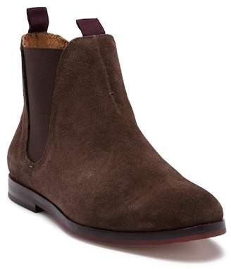 H By Hudson Tamper Suede Chelsea Boot