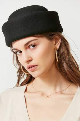 Urban Outfitters Diana Wool Oversized Brim Hat