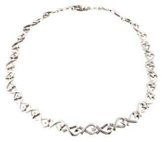 Tiffany & Co. Heart Chain Necklace