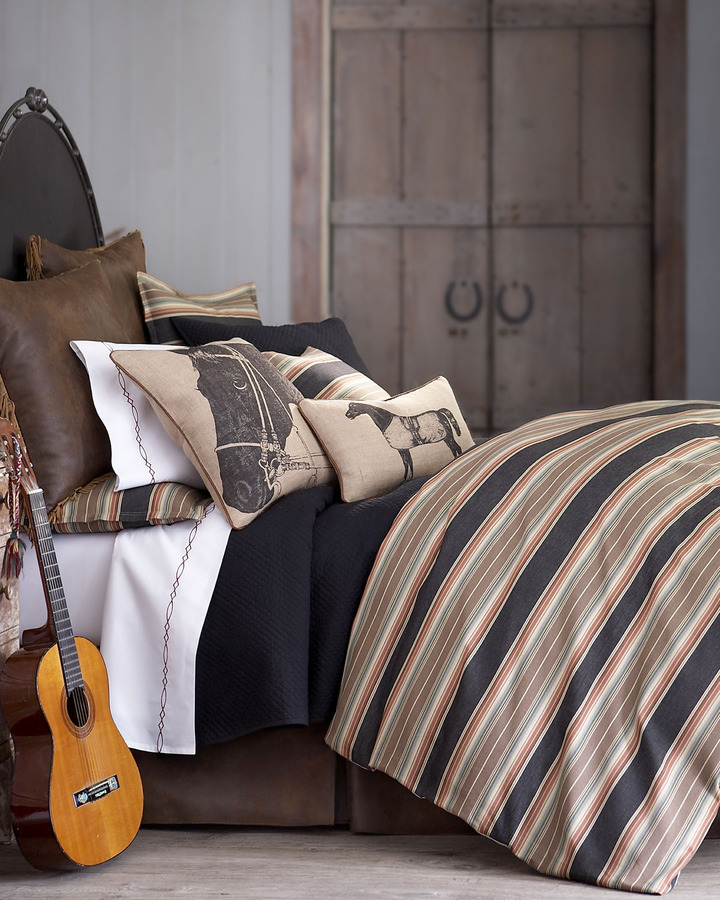 """Horchow """"River Valley"""" Bed Linens"""