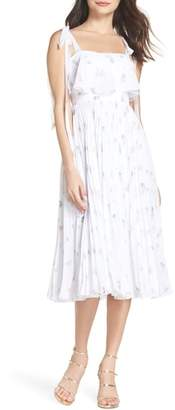 Fame & Partners Penny Midi Dress