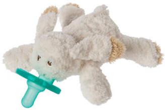 Mary Meyer Oatmeal Bunny Wubbanub Pacifier