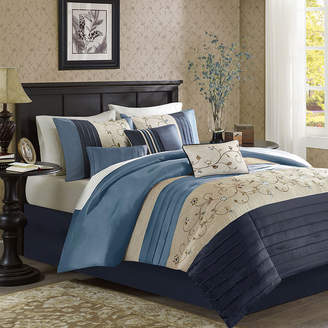 JCPenney Madison Park Belle 7-pc. Comforter Set