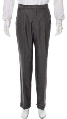 Cerruti Wool Dress Pants