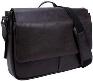 Kenneth Cole Reaction Distressed Messenger Bag