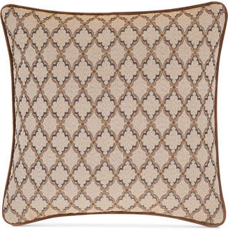 "J Queen New York Serenity Spice 16"" Square Decorative Pillow"