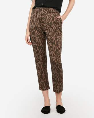 Express High Waisted Pull-On Jogger Pant