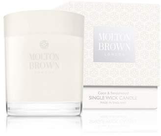 Molton Brown Coco & Sandalwood Single-Wick Candle
