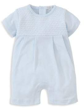Kissy Kissy Baby's Breeze Short Cotton Playsuit