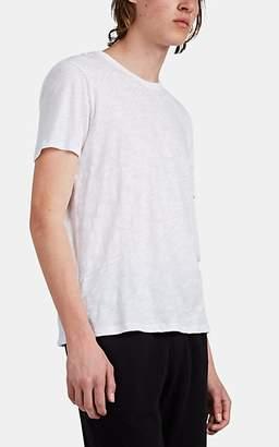 ATM Anthony Thomas Melillo Men's Slub Cotton T-Shirt - White
