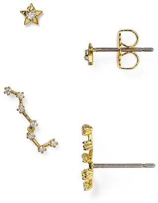 BAUBLEBAR Constellation Ear Climber & Stud Set $34 thestylecure.com