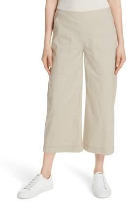 Eileen Fisher Crop Wide Leg Trouser