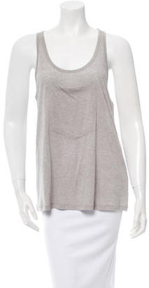 Boy. by Band of Outsiders Sleeveless Scoop Neck Top w/ Tags $95 thestylecure.com