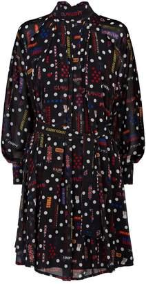 Claudie Pierlot Printed Dress