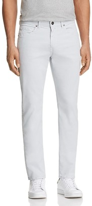 PAIGE Federal Slim Fit Jeans in Arctic Frost $179 thestylecure.com