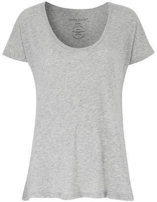 Amanda Wakeley Fade Pebble Pima Cotton Top